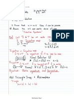 Real Analysis Notes
