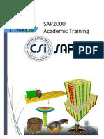 SAP2000 Academic Training