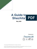 A Guide to Shechita 2009