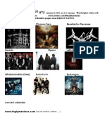 Metal Bulletin Zine 73