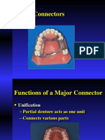 Major Connectors IN RPD