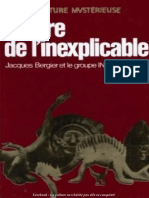 L'Inexplicable- Pierre Bergier