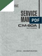 CM-60A Service Manual
