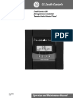 71r2000 MX250 Automatic Transfer Switch Microprocessor controller User Manual.pdf