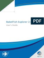 BabelFish Explorer 2.6 User's Guide.pdf