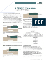 Cement Stabilization