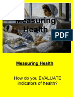 2 measuring health