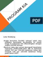 Program Kia Kespro Ims&Hiv