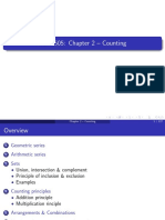 Slides Chapter2 Counting