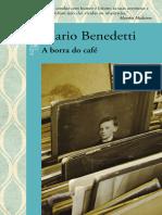 A Borra Do Café – Mario Benedetti