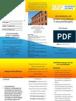 panfleto_Actividadesdegrupocomidososesuajustificação