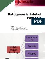 Patogenesis Parasit