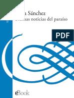 Premio Alfaguara 2000 - Ultimas Noticias Del Paraiso, De Clara Sanchez