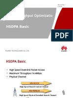 UMTS HSDPA Throughput Optimization Modified