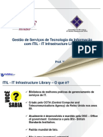 Palestra Gerencimento TI (ITIL)