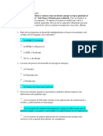 Examen Final - MOOC App