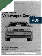 Corrado Training Preview