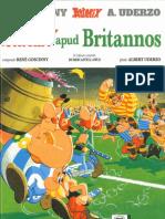 Asterix Apud Britannos Latin