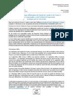 Condamnation Pour Diffamation de Patrick de Carolis Et d'Une Journaliste de France 3