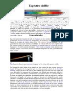 Teoria de Los Colores Luz y Tipos de Luz e