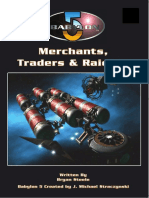 Babylon 5 RPG (1st Ed.)-Merchants, Traders and Raiders