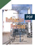 Trabajo de Refinacon Del Petroleo
