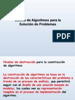 Diseno Algoritmos, Solución de Problemas