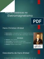 Marcos Históricos No Eletromagnetisco