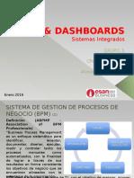Sistemas Integrados BPM y DASHBOARDS