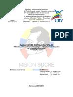 Tema Iv_métodos y Herramientas Utilizadas Para La Evaluación de Impactos en Sistemas Ambientales.