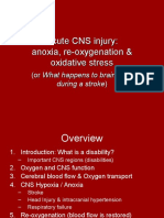 Acute CNS Injury