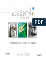 GRANULDISK - Why Invest in a Granule Pot-washer_Feb 2010