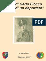 Diario Di Carlo Fiocco Storia Di Un Deportato 2010
