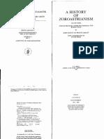 A History of Zoroastrianism III