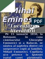 A Mihai Eminescu (1)