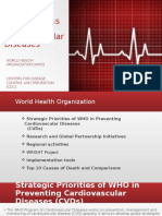 Organizations That Prevent Cardiovascular
