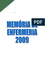 memòria infermeria 2009