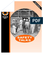 eBook - Safety Talks