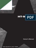 Ht Metal Handbook