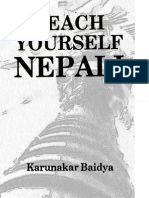 Teach Yourself Nepali - Nepali Blogger