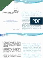 Organismos y Instituciones Científico y Tecnológico