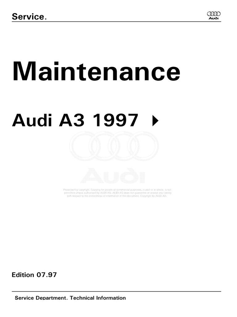 A3 8L mantencion
