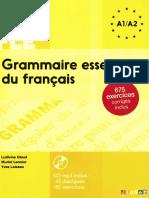 Grammaire Essentielle A1-A2