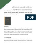 linguistik noriana