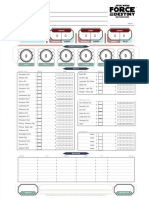 Force and Destiny Character Sheet Form Fillable v2 HC