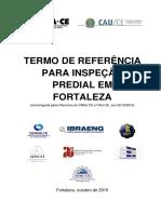 Honorário Para Inspeção Predial - Fortaleza