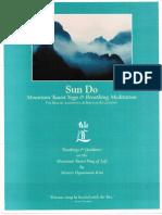 Sun Do Manual