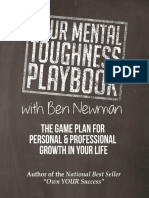 YOUR Mental Toughness Playbook
