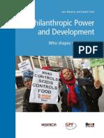 Philanthropic Power Online
