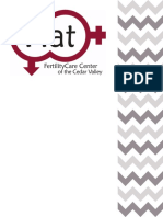 fiat fertility care center of the cedar valley campaign
